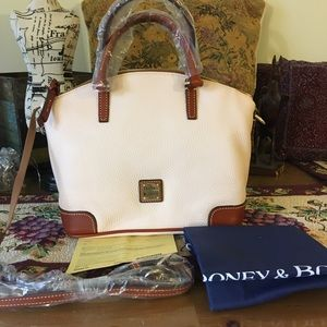 🌺FINAL🌺 D AND B PG CHARLIE SATCHEL IN BLUSH